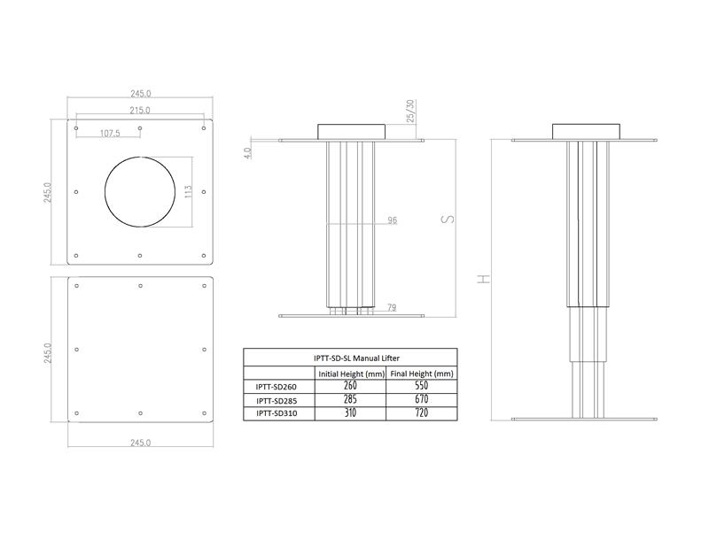 小铝手动IPTT-SD-SL